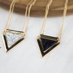 Kette-Dreiecke-mit-Gold-1037-2
